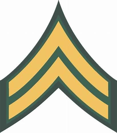 Rank Corporal Ranks Insignia Military Sergeant Army