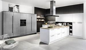 L Küche Mit Kochinsel : design einbauk che systema 4070 2030 titan polarweiss hochglanz lack k chenquelle ~ Sanjose-hotels-ca.com Haus und Dekorationen