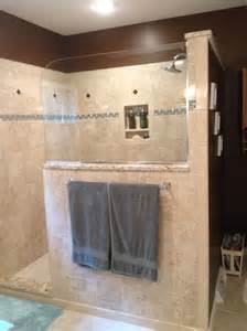 picture of bathrooms with half walls