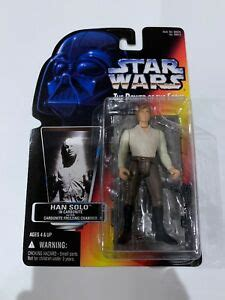 1995 Star Wars The Power Of The Force Han Solo In ...