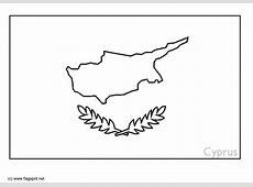 Dibujo para colorear Chipre Img 6368