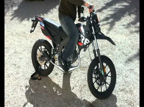 derbi drd x trem 2011 50cc pot scr corse sm