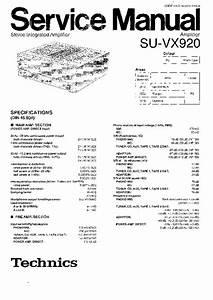 Technics  U2013 P U00e1gina 9  U2013 Diagramasde Com  U2013 Diagramas