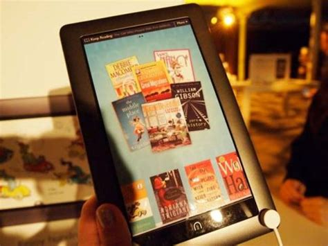 barnes and noble in availability barnes and noble nook color ebook reader now available for