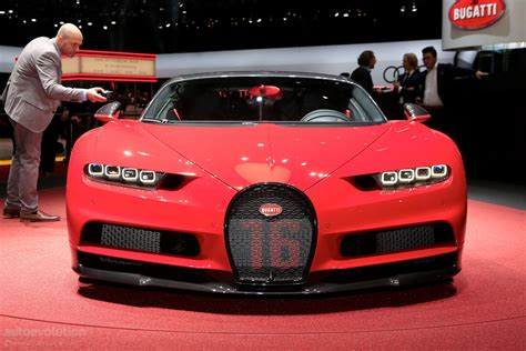 Update Motor Show 2019 : Bugatti Chiron Getting Targa Version In 2018