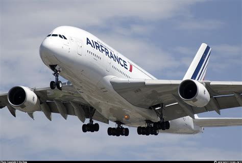 Air France, the world's first airline to fly an Airbus A380 to Latin America
