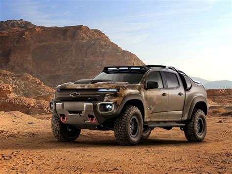 Eco-Friendly Meets Off-Road: GM and the U.S. Army Re ...