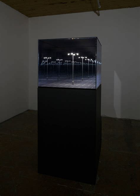 guillaume lachapelles mirrored dioramas create