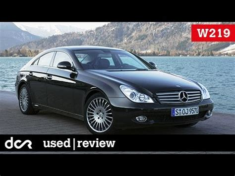 all car manuals free 2010 mercedes benz cl class free book repair manuals buying a used mercedes cls w219 2004 2010 common issues buying advice guide youtube