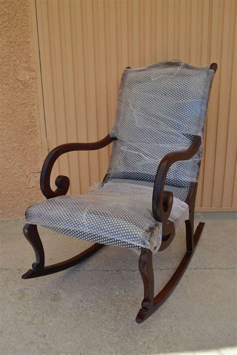 style rocking chair at 1stdibs