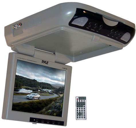 pyle plrd   road overhead monitors roof mount