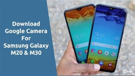 Google's hdr+ technology improves picture quality specially on low and mid end phones. Download Google Camera 6.1 For Samsung Galaxy M20 & M30