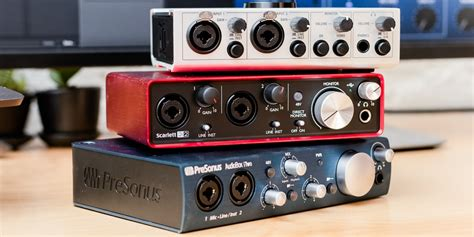 the best usb audio interface for 2019 reviews by wirecutter a new york times company