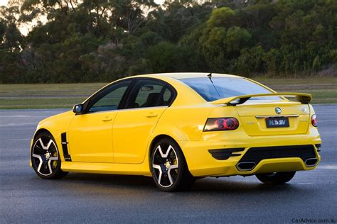 Holden Vehicles holden special vehicles hsv announces singapore export