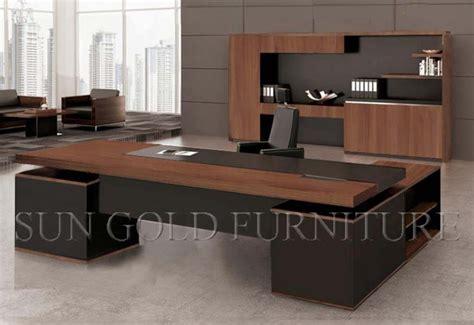 bureau modern moderne coin de luxe mobilier de bureau bureau en l sz od332 buy product on alibaba com