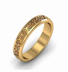 Boru Celtic Wedding Ring