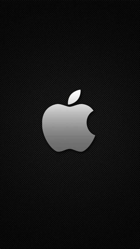 Apple Logo Iphone Black Wallpaper Hd by обои Iphone Wallpaper Apple Logo обои Iphone Wallpapers