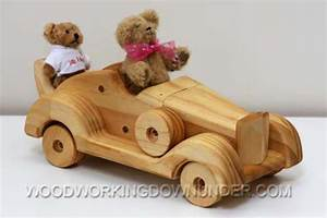 Woodwork Free Wood Toy Car Plans PDF Plans
