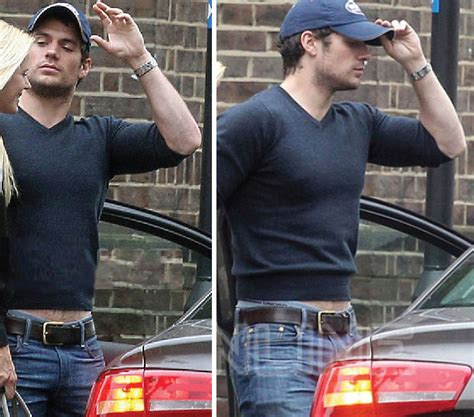 Can you identify what brand of underwear Henry Cavill is ...