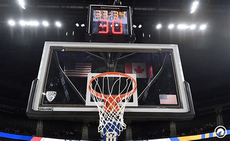 shot clock impacts  ncaa tourney