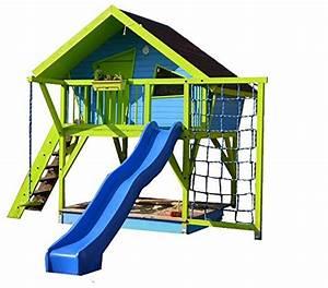 Spielhaus Selber Bauen Bauplan : tf solutions bauanleitung kinderspielhaus ole garten holz ~ Watch28wear.com Haus und Dekorationen