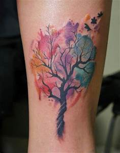 Oak Tree Tattoos Designs, Ideas and Meaning | Tattoos For You