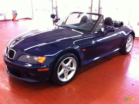 1997 Bmw Z3 Roadster  Pictures, Information And Specs