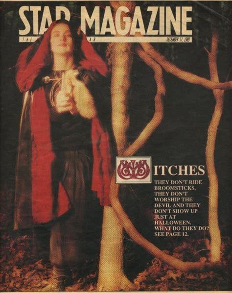 mike nichols sylva witchcraft