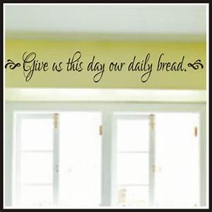 28 best images about wall decals on pinterest vinyls With best brand of paint for kitchen cabinets with christian scripture wall art