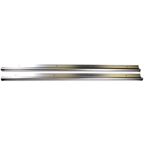 monogram trim kit  refrigeratorfreezers silver  pacific sales