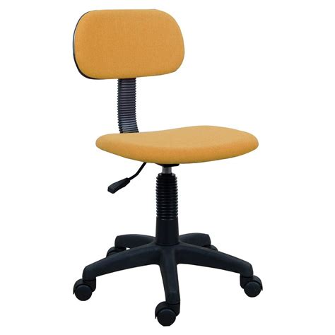 swivel fabric office chair with wheels adjustable height