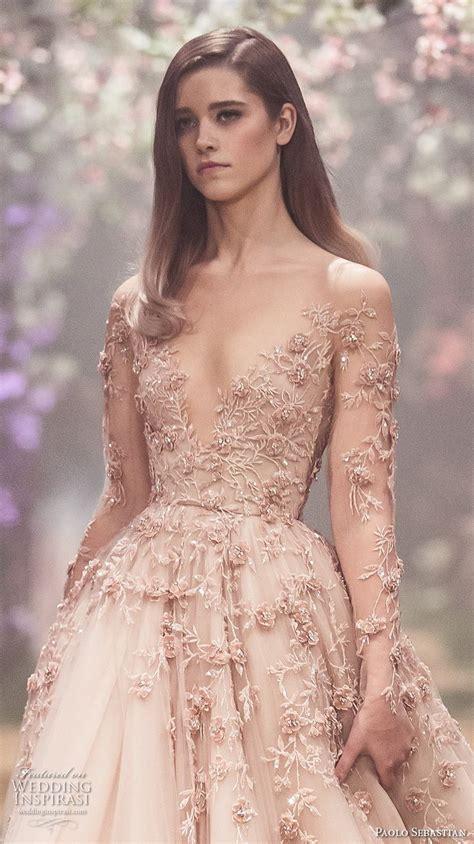 Paolo Sebastian Spring 2018 Couture Collection ? ?Once Upon A Dream?   Wedding Inspirasi