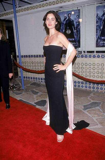 Moss Carrie Anne 1999 Matrix Premiere Angeles