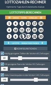 Lottozahlen Kombinationen Berechnen : lottozahlen rechner android app lottozahlen rechner ~ Themetempest.com Abrechnung