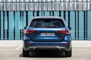 Nouvelle Mercedes Classe B : nouvelle mercedes classe b monospace toil ~ Nature-et-papiers.com Idées de Décoration