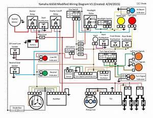 Yamaha Xj750 Wiring Diagram