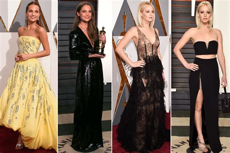 The Best Oscar After Party Transformations Photos