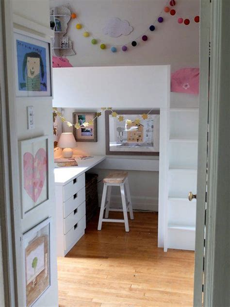 ikea loft bed with desk and closet 20 ikea stuva loft beds for your rooms home design