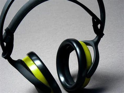 bone conduction headphone prevents eardrum damage designbuzz