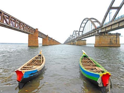best railroad trips rajahmundry rajamahendravaram rajahmundry tourism