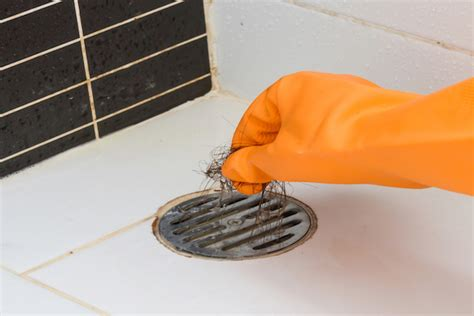 Getting Hair Out Of Shower Drain - plumbing tools every homeowner should ben franklin