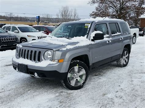 dodge jeep silver 2016 jeep patriot high altitude silver armstrong dodge