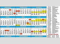 Kalendar 2018 johor 1 2019 2018 Calendar Printable