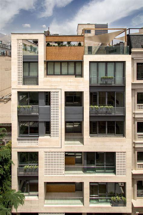 modern residential facades khazar residential building s a l design studio building studio and facades