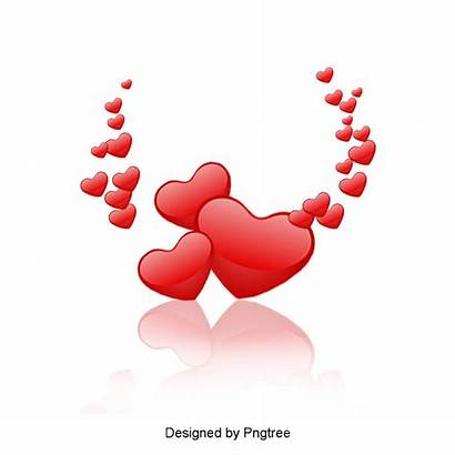 Heart Transparent Hearts Clipart Psd Pngtree Festive