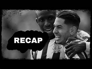 Final recap from the weekend's win over Arsenal - YouTube