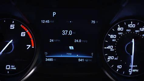 instrument cluster display digital dashboard