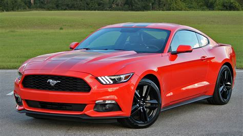 Ford Mustang 2016 Horsepower by 2016 Ford Mustang Ecoboost Driven Review Top Speed