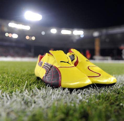 sportartikel puma feiert das champions league finale welt