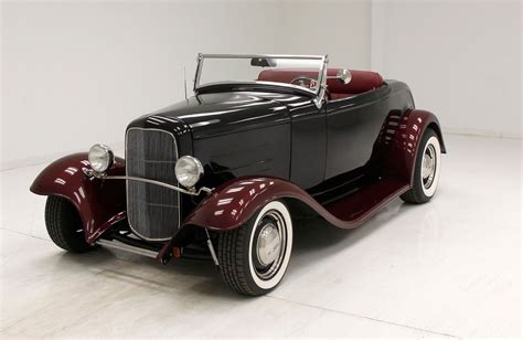 1932 Ford Roadster | Classic Auto Mall